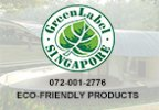 VMZINC was awarded with the Singapore Green Label